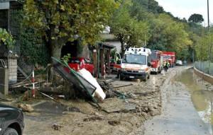 Maltempo: Friuli; frana su abitazione, un morto