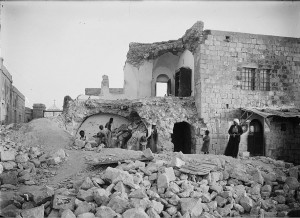 danni_Mt_Olivi_Gerusalem1927