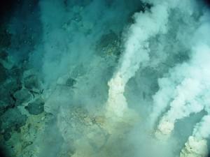 sorgente idrotermale